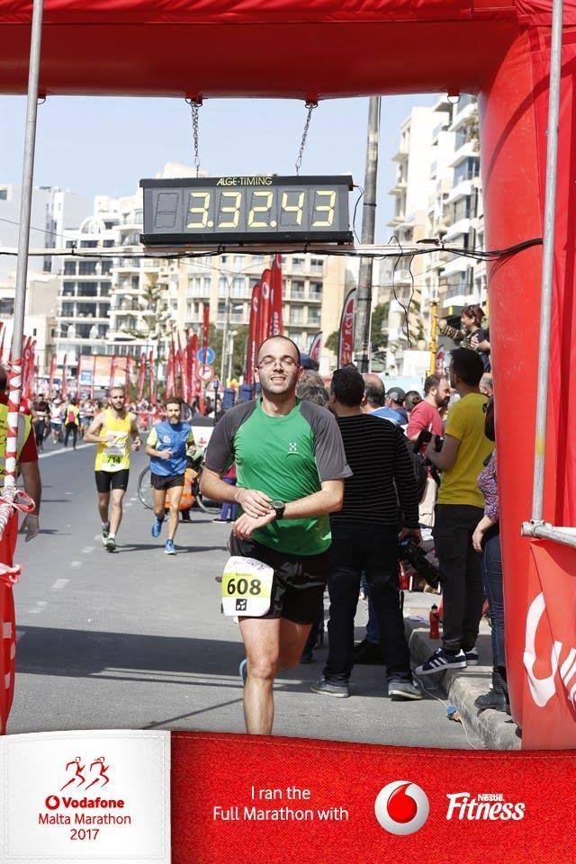 Малта маратон финал