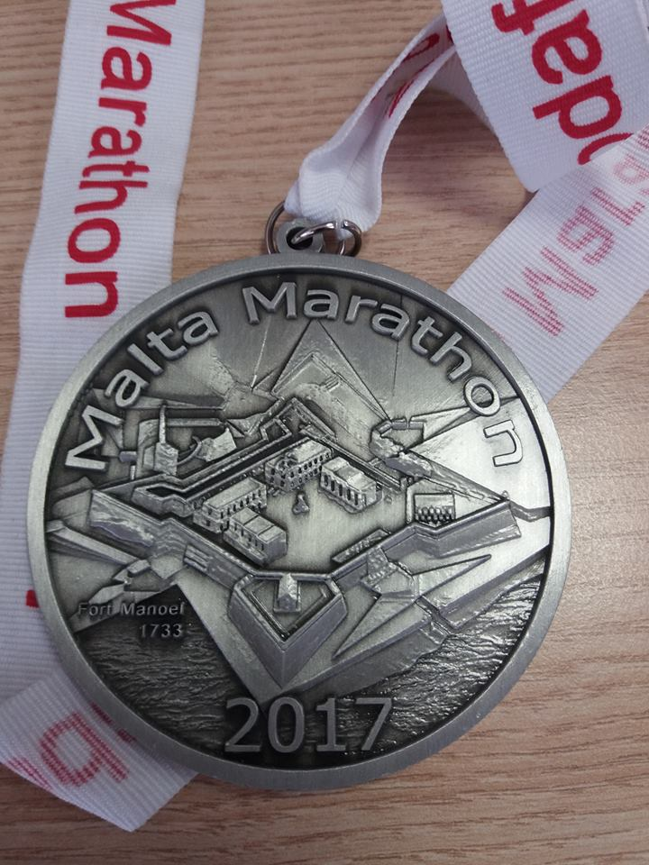 Маратон Малта Медал